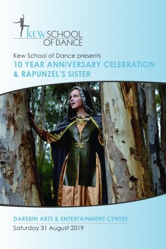 2019 – Kew School of Dance <br>10 YEAR ANNIVERSARY CELEBRATION <br>