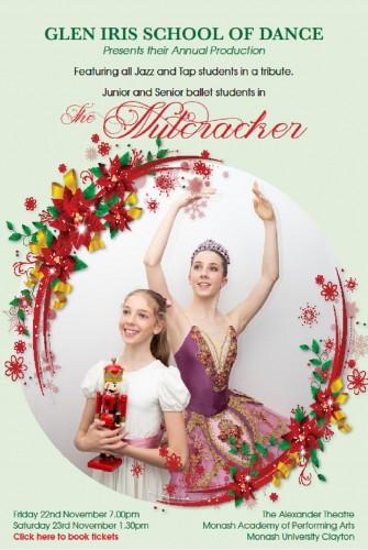 2019 – Glen Iris School of Dance<br>Annual Concert 2019<br>The Nutcracker