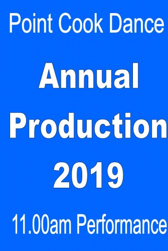 2019 – Point Cook Dance<br>Annual Production 2019