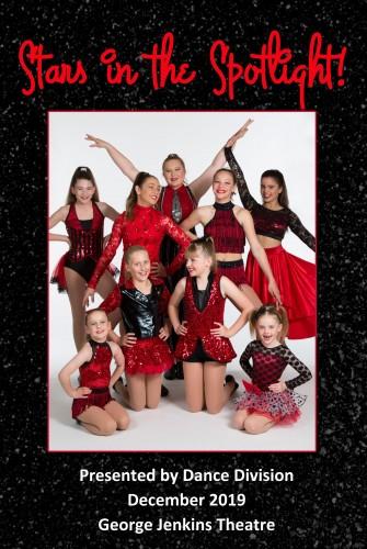 2019 – Dance Division<br>Stars in the Spotlight 2019