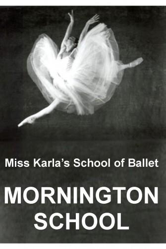 2019 – Miss Karla's School of Ballet<br>Mornington School<br>Annual Performance 2019