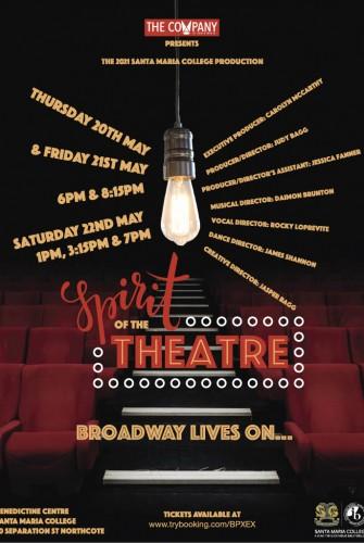 2021 – Santa-Maria-College<br>Spirit-of-the-Theatre